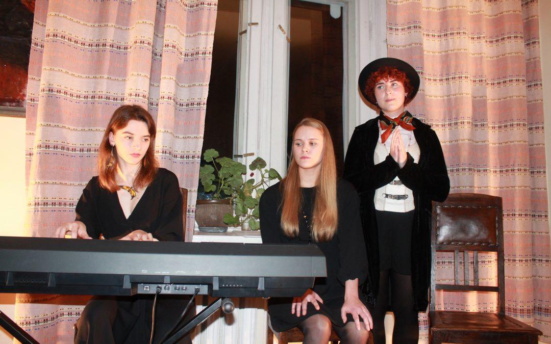 Muzikinis poezijos vakaras