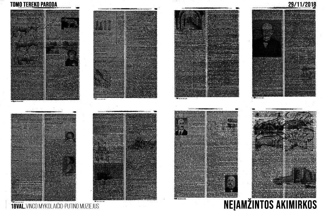 Jungtinė konceptuali fotografijų paroda