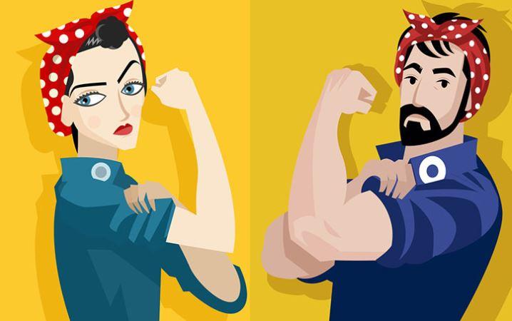Kovo 2 d. 10:30 diskusijų klubo tema: Feminizmas nepatogus žodis