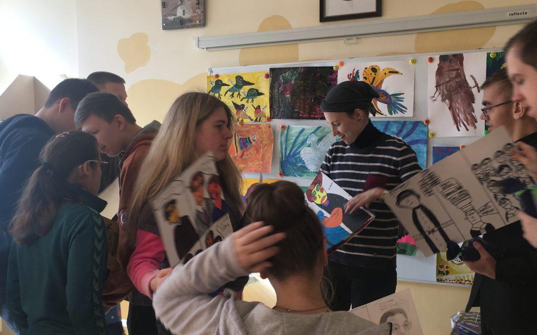 2019.03.19 Susitikimas Kauno specialiojoje mokykloje